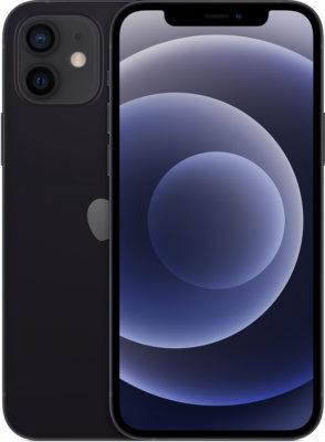 iPhone 12, 64 ГБ, черный