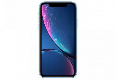iPhone XR, 64 ГБ, синий (новая комплектация)