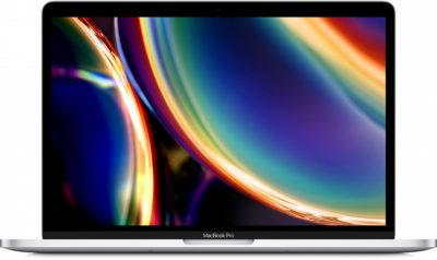 MacBook Pro 13 (M1, 2020) 16 ГБ, 512 Гб, серебристый СТО