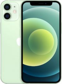 iPhone 12 mini, 64 ГБ, зеленый