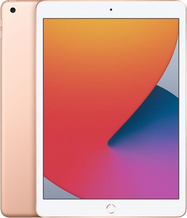 """iPad 10,2"""" Wi-Fi 128 ГБ, золотой"""