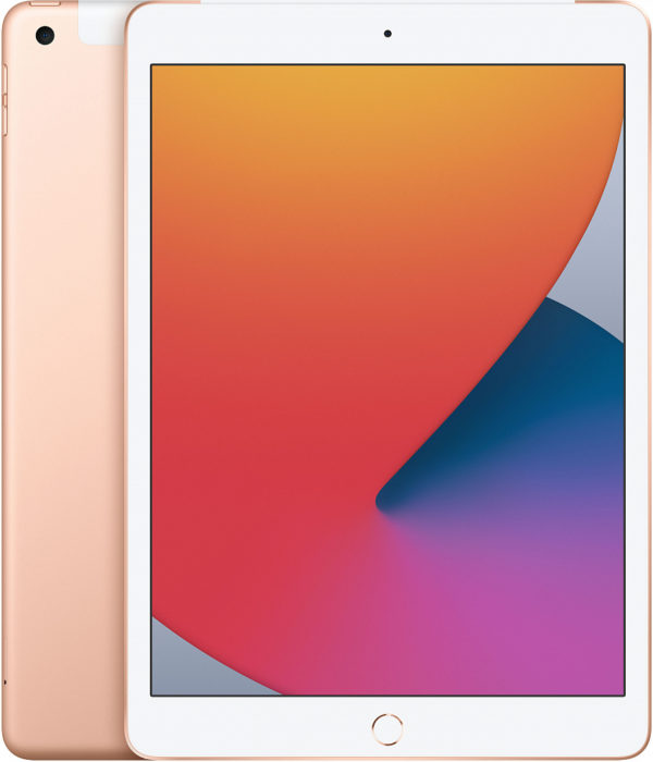 """iPad 10,2"""" Wi-Fi + Cellular 32 ГБ, золотой"""