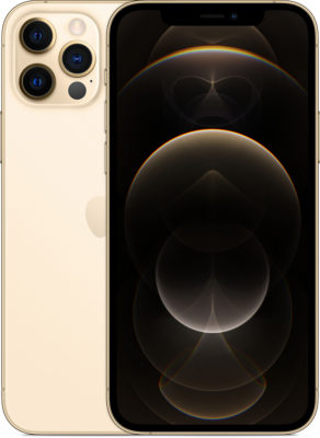 iPhone 12 Pro, 256 ГБ, золотой