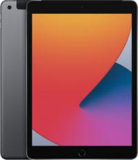 "iPad 10,2"" Wi-Fi + Cellular 32 ГБ, «серый космос»"