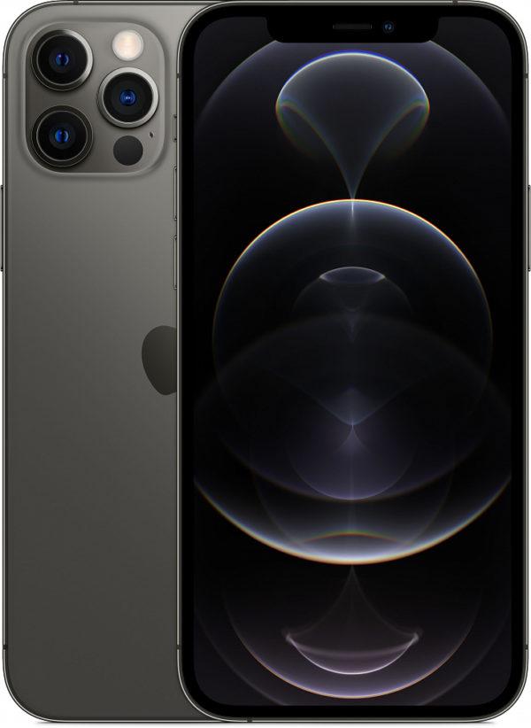iPhone 12 Pro, 128 ГБ, графитовый