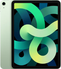 iPad Air Wi-Fi 256 ГБ, зеленый