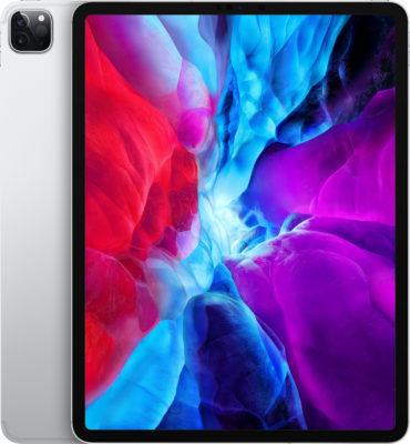 "iPad Pro (2020) 12,9"" Wi-Fi 128 ГБ, серебристый"