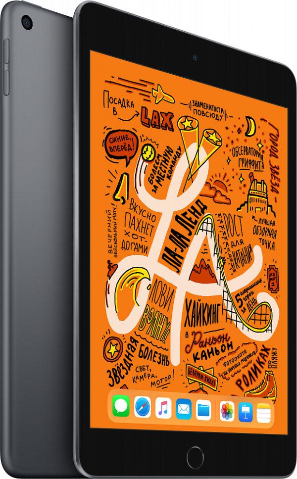 iPad mini 2019 Wi-Fi 256 ГБ, «серый космос»