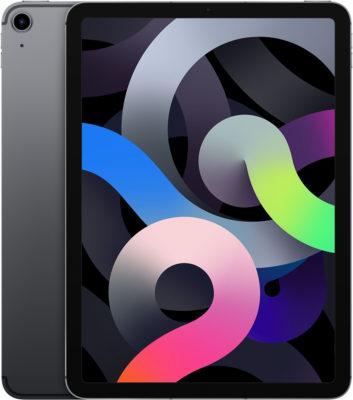 iPad Air Wi-Fi + Cellular 64 ГБ, «серый космос»