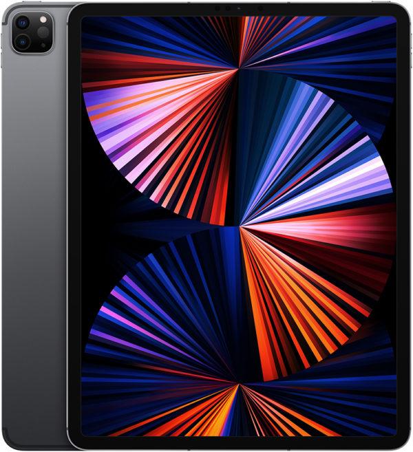 "iPad Pro (2021) 12,9"" Wi-Fi + Cellular 128 ГБ, «серый космос»"
