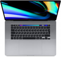 "MacBook Pro 16"" 8 Core i9 2,3 ГГц, 16 ГБ, 1 ТБ SSD, AMD Radeon Pro 5500M, Touch Bar, «серый космос»"