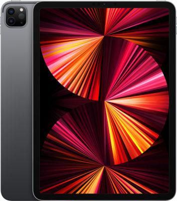 "iPad Pro (2021) 11"" Wi-Fi 256 ГБ, «серый космос»"