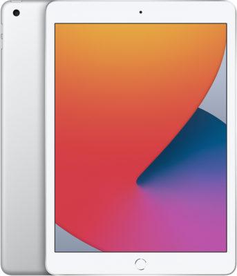 "iPad 10,2"" Wi-Fi 128 ГБ, серебристый"