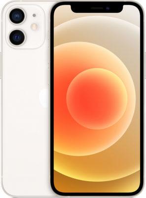 iPhone 12 mini, 128 ГБ, белый