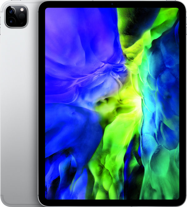"iPad Pro (2020) 11"" Wi-Fi + Cellular 128 ГБ, серебристый"