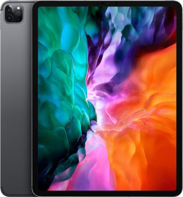 "iPad Pro (2020) 12,9"" Wi-Fi + Cellular 128 ГБ, «серый космос»"