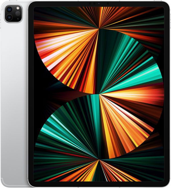 "iPad Pro (2021) 12,9"" Wi-Fi + Cellular 2 ТБ, серебристый"