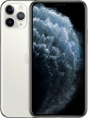 iPhone 11 Pro, 512 ГБ, серебристый
