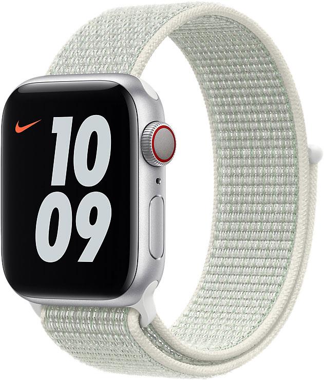 Спортивный браслет для Apple Watch 40 мм, «еловая дымка»