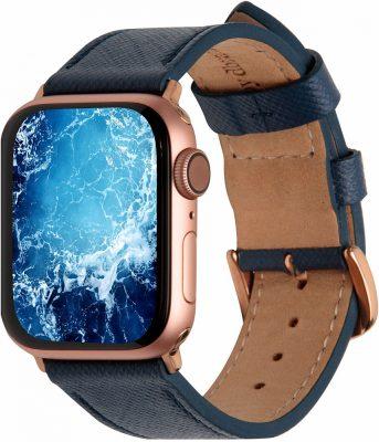 Ремешок MODE Madrid для Apple Watch 38/40mm, синий