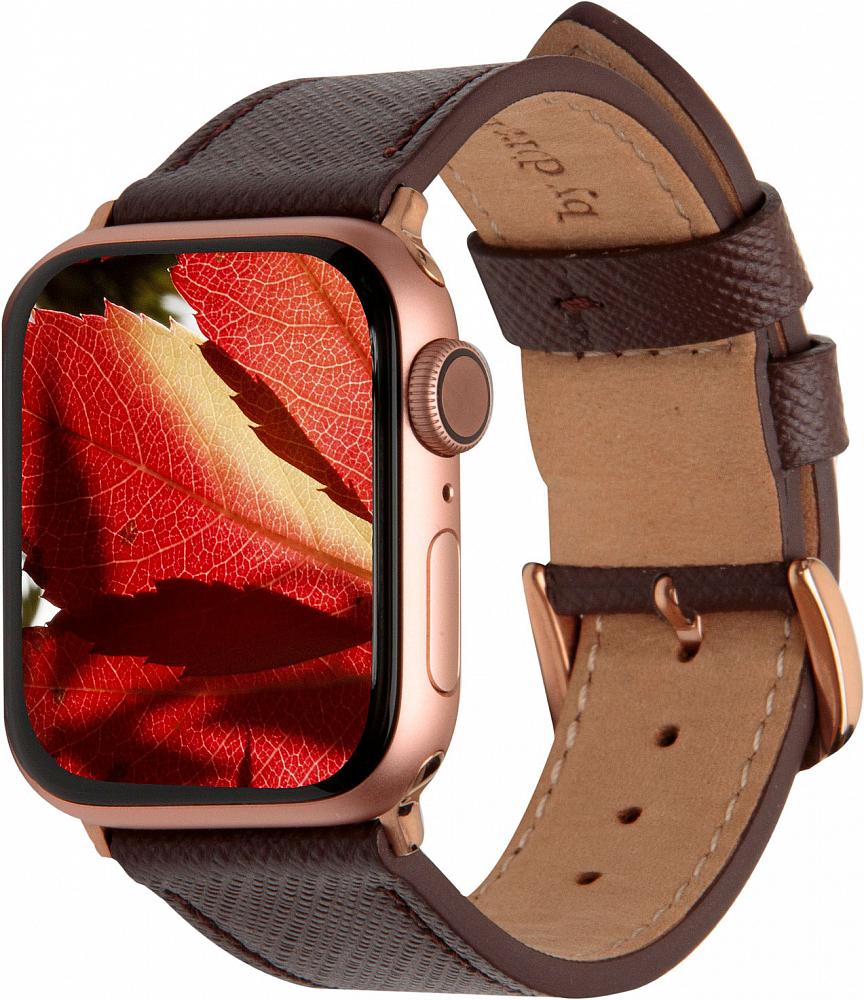 Ремешок MODE Madrid для Apple Watch 38/40mm, коричневый