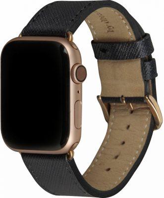 Ремешок MODE Madrid для Apple Watch 38/40mm, черный