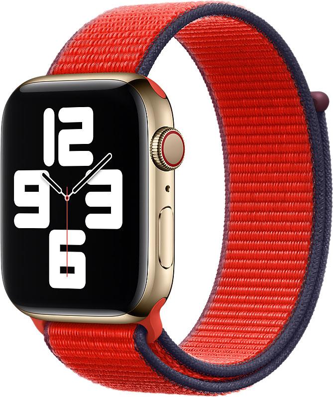 Спортивный браслет Watch 44 мм, (PRODUCT)RED