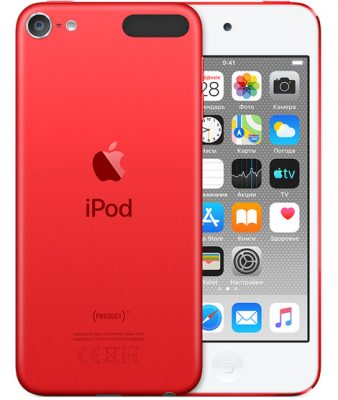 iPod touch 7 128 ГБ, (PRODUCT)RED