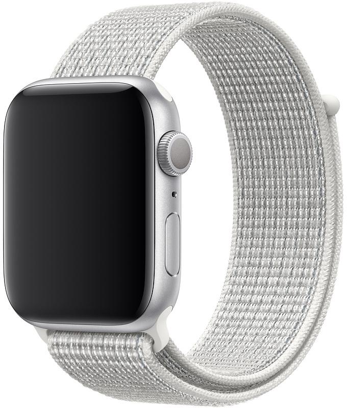 Спортивный браслет для Apple Watch 44/42 мм, «снежная вершина»