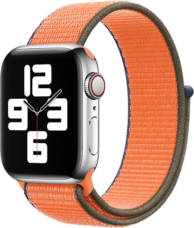 Спортивный браслет Watch 40 мм, «кумкват»