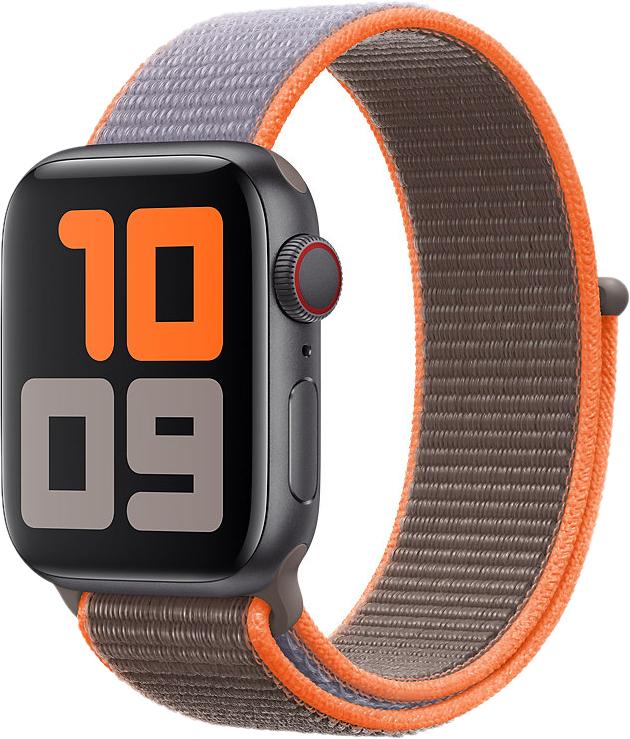 Спортивный браслет для Watch 38/40 мм «оранжевый витамин»