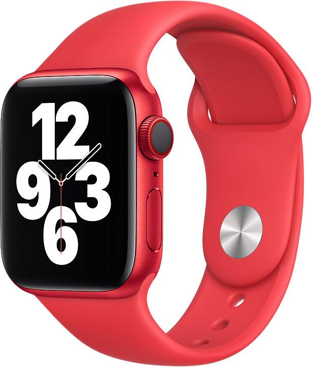 Спортивный ремешок Watch 40 мм, (PRODUCT)RED