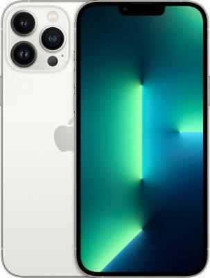 iPhone 13 Pro Max, 256 ГБ, серебристый