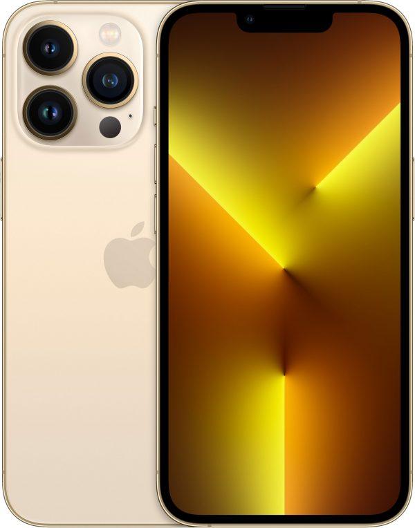 iPhone 13 Pro, 256 ГБ, золотой