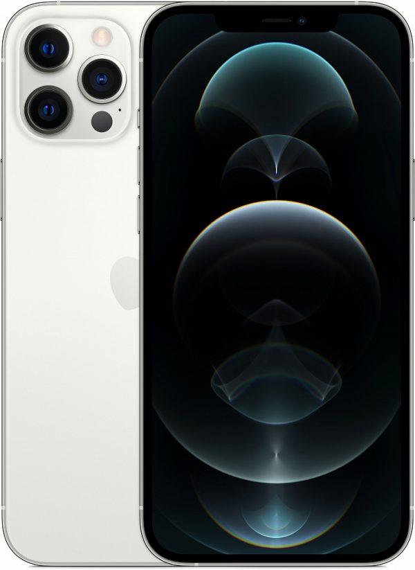 iPhone 12 Pro Max, 256 ГБ, серебристый