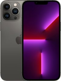 iPhone 13 Pro Max, 128 ГБ, графитовый