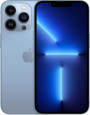 iPhone 13 Pro, 128 ГБ, «небесно-голубой»