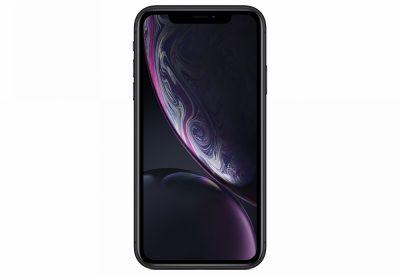 iPhone XR, 64 ГБ, черный