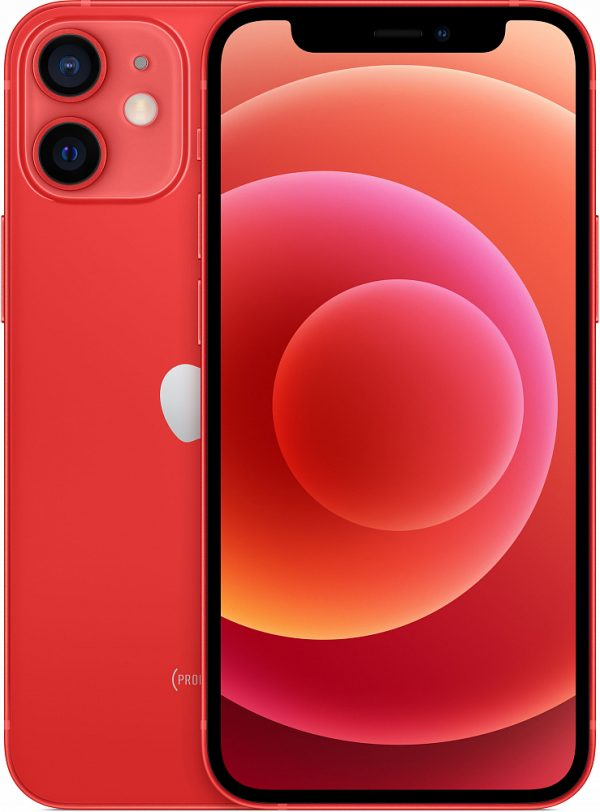 iPhone 12 mini, 64 ГБ, (PRODUCT)RED