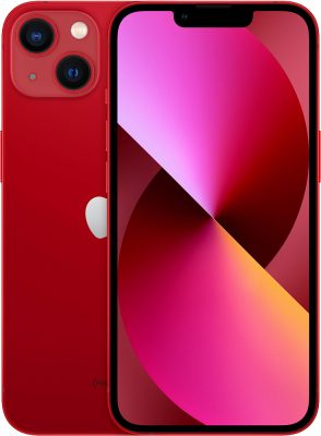 iPhone 13, 128 ГБ, (PRODUCT)RED