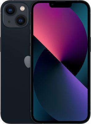 iPhone 13, 256 ГБ, «тёмная ночь»