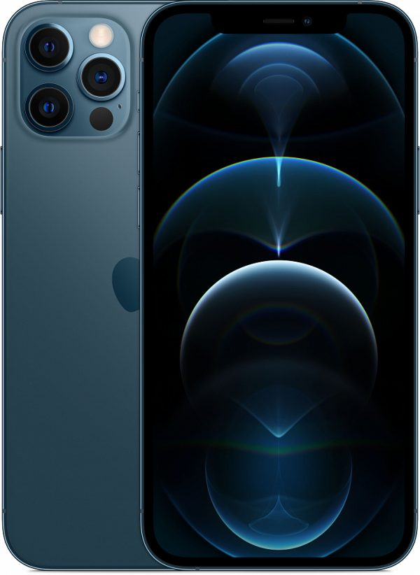 iPhone 12 Pro, 512 ГБ, «тихоокеанский синий»