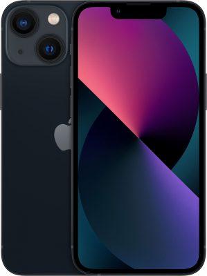 iPhone 13 mini, 128 ГБ, «тёмная ночь»