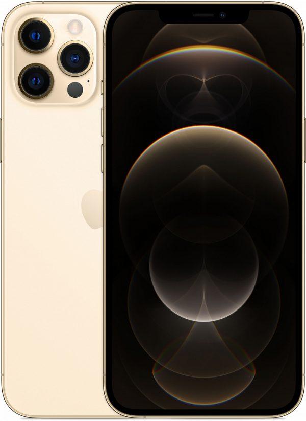 iPhone 12 Pro Max, 512 ГБ, золотой