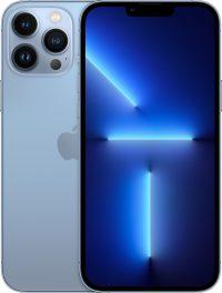iPhone 13 Pro Max, 128 ГБ, «небесно-голубой»