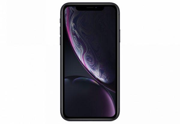 iPhone XR, 128 ГБ, черный