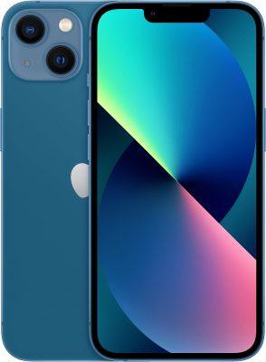 iPhone 13, 256 ГБ, синий