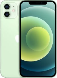 iPhone 12, 128 ГБ, зеленый