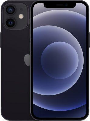 iPhone 12 mini, 64 ГБ, черный