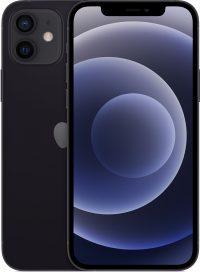 iPhone 12, 256 ГБ, черный